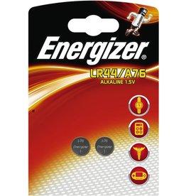 Energizer Knopfzelle, Alkaline, LR44/A76, 1,5 V