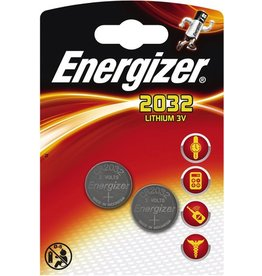 Energizer Knopfzelle, Lithium, Knopfzelle, CR2032, 3 V, 240 mAh
