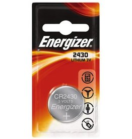 Energizer Knopfzelle, Lithium, Knopfzelle, CR2430, 3 V, 290 mAh