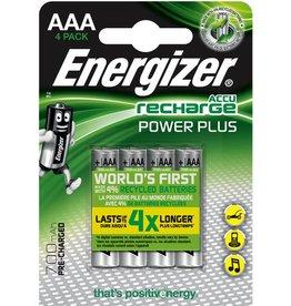 Energizer Akku, POWER PLUS, NiMH, Micro, AAA, HR03, 1,2 V, 700 mAh