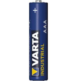 VARTA Batterie, INDUSTRIAL, Alkaline, Micro, AAA, LR03, 1,5 V
