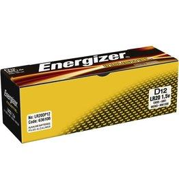Energizer Batterie, INDUSTRIAL, Mono, D, LR20, 1,5 V