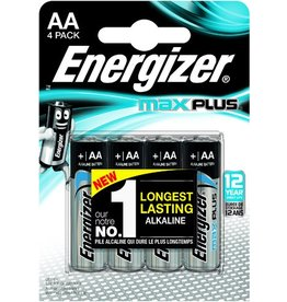 Energizer Batterie, MAX PLUS™, Alkaline, Mignon, AA, LR6, 1,5 V