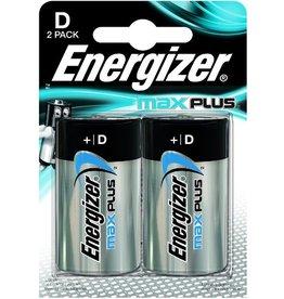 Energizer Batterie, MAX PLUS™, Alkaline, Mono, D, LR20, 1,5 V