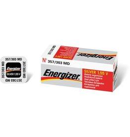 Energizer Knopfzelle, Silberoxid, SR44, 357/303, 1,55 V, 150 mAh