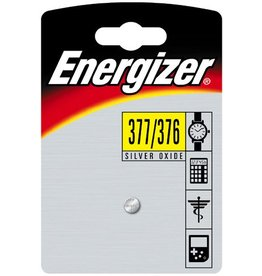 Energizer Knopfzelle, Silberoxid, SR66, 377/376, 1,55 V, 24 mAh
