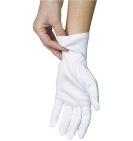 PAPSTAR Handschuh, unsteril, Baumwolle, Größe: XXL, weiß