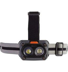 Energizer Kopflampe, Hardcase Magnet Headlight, mit Batterien, Reichw.: 60 m
