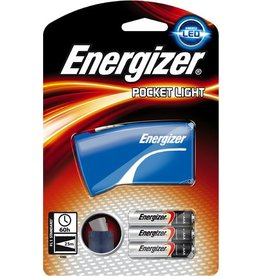 Energizer Taschenlampe Pocket Light, 3 x AAA, LED, Reichw.: 25m