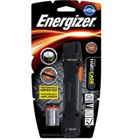Energizer Taschenlampe, HardCase Pro 2AA, 2 x AA, LED, Reichw.: 105 m, sw/gr