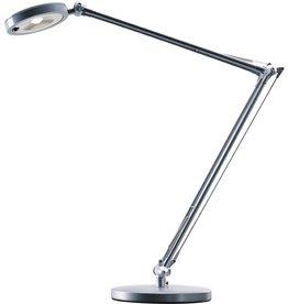 Hansa Tischleuchte, 4you, mit Tischfuß, mit Leuchtmittel, LED, 4,8 W, silber