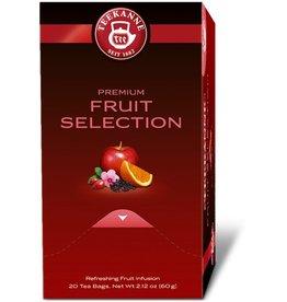 TEEKANNE Früchtetee PREMIUM FRUIT SELECTION, Beutel aromaversiegelt, 20 x 3 g