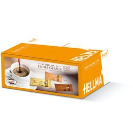 HELLMA Gebäckmischung Feines Gebäck, Karton, 200 x 1 Stück