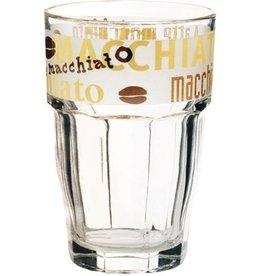 Arcoroc Glas Latte Macchiato, HAPPY HOURS, spülmasch.geeignet, konisch, 370ml