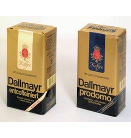 Dallmayr Kaffee, prodomo, koffeinhaltig, gemahlen, Packung