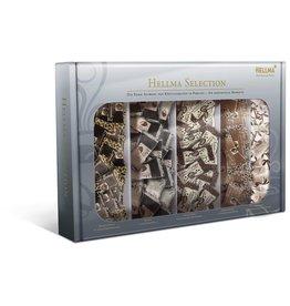 HELLMA Pralinenmischung, SELECTION, 5 x 40 Stück