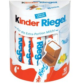 kinder Schokoriegel Riegel®, Pg., 10x21g