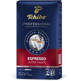 Tchibo Espresso PROFESSIONAL, intensiv-aromatisch, koffeinhaltig, ganze Bohne