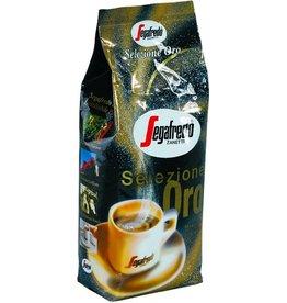 Segafredo Espresso Selezione Oro, koffeinhaltig, ganze Bohne