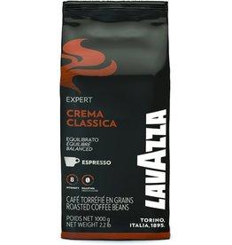 LAVAZZA Espresso, EXPERT CREMA CLASSICA, koffeinhaltig, ganze Bohne, Packung