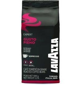 LAVAZZA Espresso, EXPERT GUSTO PIENO, koffeinhaltig, ganze Bohne, Packung