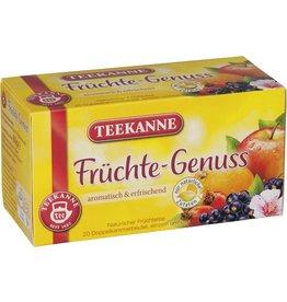 TEEKANNE Früchtetee Früchte-Genuss, 20 Beutel à 3 g