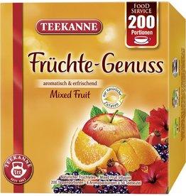 TEEKANNE Früchtetee Früchte-Genuss, 4 x 50 Beutel à 2 g