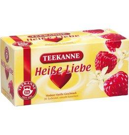 TEEKANNE Früchtetee Heiße Liebe, Btl. kuv., 20x3g