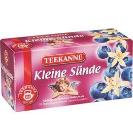 TEEKANNE Früchtetee Kleine Sünde, Btl. kuv., Kart., 20x3g