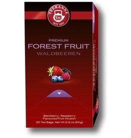 TEEKANNE Früchtetee Premium Waldbeeren, Beutel aromaversiegelt, 20 x 3 g