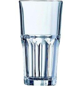 Arcoroc Glas, Granity, stapelbar, rund, 200 ml, 6,4 x 12,7 cm