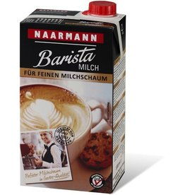 NAARMANN H-Milch, Barista, 12 x 1 l