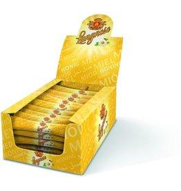 Langnese Honig, flüssig, Displaykarton, 80St.à 8g