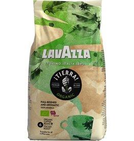 LAVAZZA Kaffee !TIERRA! ORGANIC, koffeinhaltig, ganze Bohne