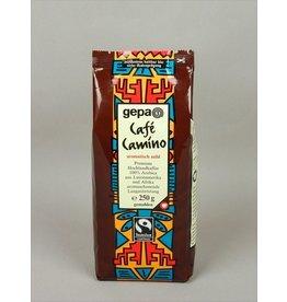 GEPA Kaffee Café Camino, kof.haltig, gemahlen, Btl.