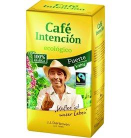 Café Intención Kaffee ecológico Fuerte, gemahlen, Vakuumpack