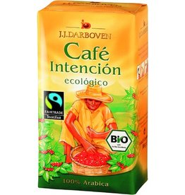 Café Intención Kaffee ecológico, BIO, kof.haltig, gemahlen, Vakuumpack