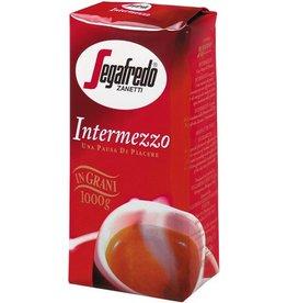 Segafredo Kaffee Intermezzo, kräftig, koffeinhaltig, ganze Bohne