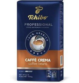 Tchibo Kaffee PROFESSIONAL, Caffè Crema, aromatisch & mild, ganze Bohne