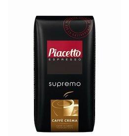 Piacetto Kaffee supremo CAFFÈ CREMA, Caffè Crema, koffeinhaltig, ganze Bohne