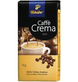Tchibo Kaffee, Caffè Crema Mild, koffeinhaltig, ganze Bohne