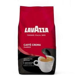 LAVAZZA Kaffee, caffècrema Classico, harmonisch & würzig, ganze Bohne, Beutel