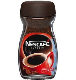 NESCAFÉ Kaffee, CLASSIC, koffeinhaltig, Pulver, Glas
