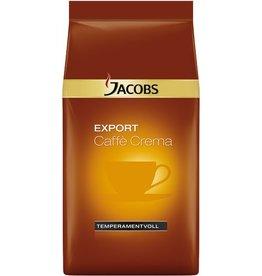 JACOBS Kaffee, EXPORT Caffè Crema, koffeinhaltig, ganze Bohne, Packung