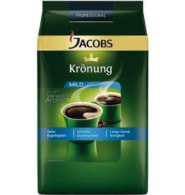 JACOBS Kaffee, Krönung MILD, koffeinhaltig, gemahlen, Packung