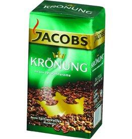 JACOBS Kaffee, KRÖNUNG, koffeinhaltig, ganze Bohne, Packung