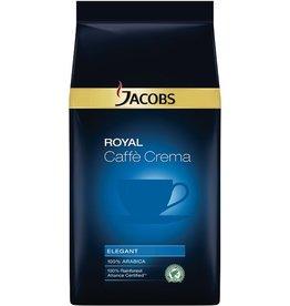 JACOBS Kaffee, ROYAL Caffè Crema, koffeinhaltig, ganze Bohne, Packung