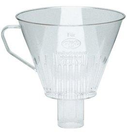 alfi Kaffeefilter, Kunsttoff, transparent