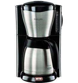 Philips Kaffeemaschine, ThermInox, 1,2l, für: 10 - 15 Tassen, sw/edelst.