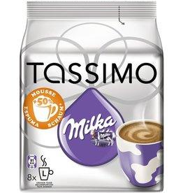 Milka Kapsel T-DISC, Kakao, 16 x 15 g